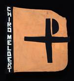 Vlag van Chiro Meldert oudste