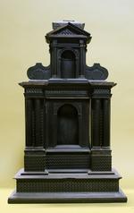 architecturale basis voor een kruisbeeld