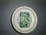 Onderzetter 'Oude klare' voor Bal, Antwerpen, ca. 1910-1920