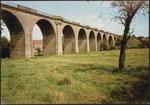 Sint-Martens-Voeren. Spoorwegbrug