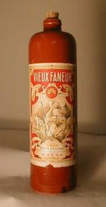 Stoop 'Vieux Faneur' voor Fryns, Hasselt, ca. 1960-1970