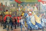 34. Intrede van Filips de Schone te Brugge