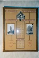 Lijst van de pastoors van Overpelt, Sint-Martinus