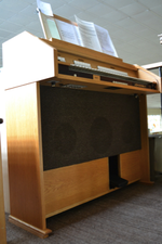 Elektronisch orgel