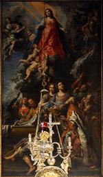 De ten-hemel-opneming van Maria
