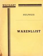 Warenlijst 1947