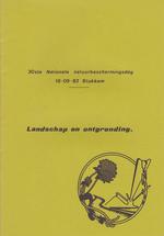 Landschap en ontgrinding - II