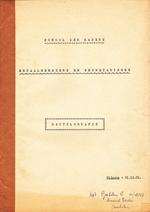 Dactylografie
