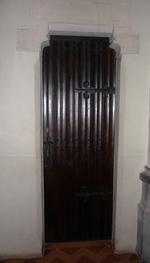 Toegangsdeur torenverdiepingen