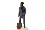 mannequin mijnwerker