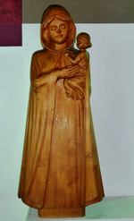 Moeder Maria met kind