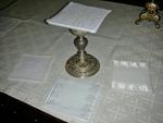 palla's (bedekkingen voor kelken)
