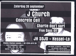 J Church, Concrete Cell e.a.
