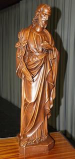 Sint Jozef met lelie