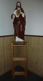 Beeld Jezus H. Hart