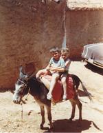 El Ayachi's kinderen in Marokko