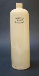 Stoop 'Vieux Système Oude Genever' voor Rubbens, Zele, ca. 1940-1960
