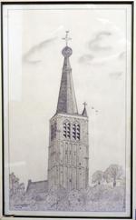 Kerk St. Petgrus Banden Leende, anno 1475