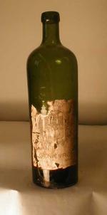 Fles 'Genièvre' voor Clerckx, Geldenaken, ca. 1920-1940