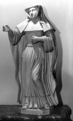 Beeld H. Lutgardis