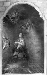Onthoofding vrouwelijke heilige, H. Lucia