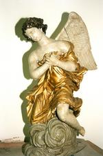 geknielde engel