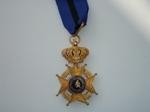 medaille: Officier in de Orde van Leopold