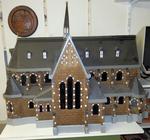 Maquette St.Laurentiuskerk Hamont