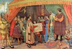 43. Christoffel Columbus aan het Spaase Hof