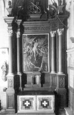 Sint Joris- en Sebastiaansaltaar
