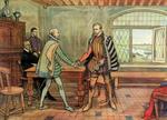 48. Afscheid van Egmont en Hoorn en Oranje