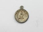 Pater Damiaan en zijn missiekruis