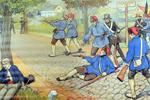 60. Frederik de Merode valt te Berchem