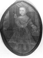 votiefportret van een kind