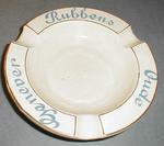 Asbak 'Rubbens Oude Genever' voor Rubbens, Zele, ca. 1940-1950