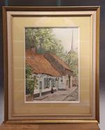 Zicht op Sint-Martens-Bodegem