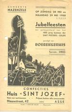 Jubelfeesten 1950