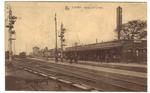 Landen. Intérieur de la Gare