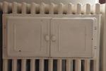 radiator met verwarmingsbakje