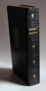 Breviarium Romanum (II)