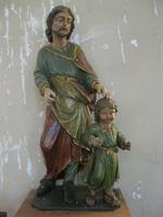 Jozef met Jezuskind