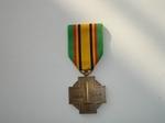 Herinneringsmedaille van de Militaire Strijder 1940-1945