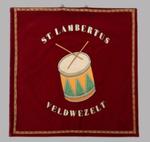 Vlag fanfare Sint Lambertus Veldwezelt