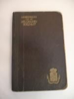 gebedenboek van Belgisch soldaat