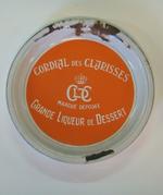 Dienblad 'Cordial des Clarisses', ca. 1920-1930