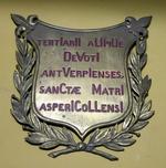 ex voto van het Antwerps onze-lieve-vrouwgenootschap