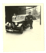 Poseren bij Citroën