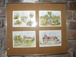 Postkaarten uit Kent met afbeeldingen van hopteelt