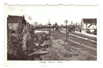 Landen Stationsstraat Rue de la Station