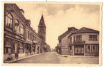 Landen Kerkstraat. Rue de l'Eglise